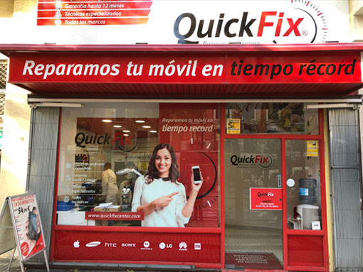 centro Quickfix Madrid