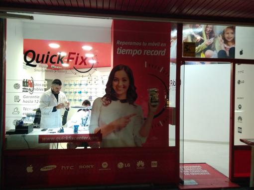 centro Quickfix Madrid