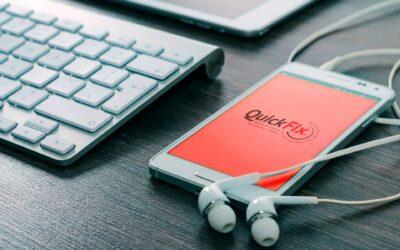 Tu tienda de reparación de móviles en el centro Madrid inaugura blog: Quick-Blog