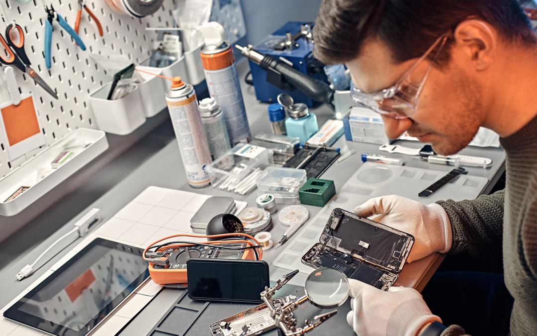 ¿Cuál es el mejor servicio técnico de reparación de móviles?