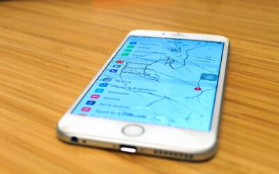 Reparación de cristal iPhone. ¡Cuenta con nosotros!