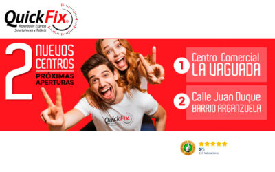 ¿Dónde reparar un iPhone Xr? QuickFix abre dos nuevos centros en Madrid