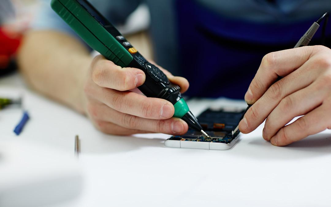 Servicio técnico de móviles con QuickFix