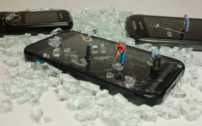 Repuestos para móviles de diferentes modelos